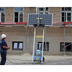 Plateforme pour panneaux solaires GEDA