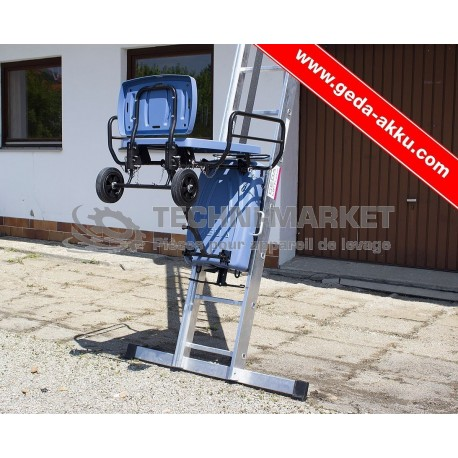 Pack BatteryLadderLift Standard 4,50m