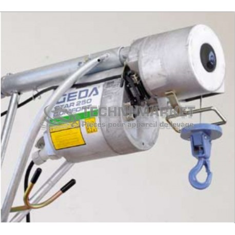 Treuil de levage GEDA STAR 250 COMFORT